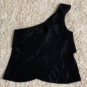 Zara Basic Venus Cut Blouse